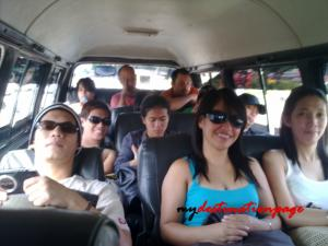 V-hire to Danao Cebu