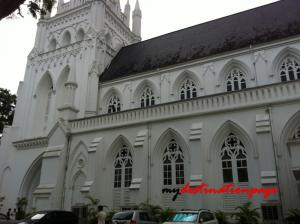 St. Andrew's Cathedral - Singapore 3